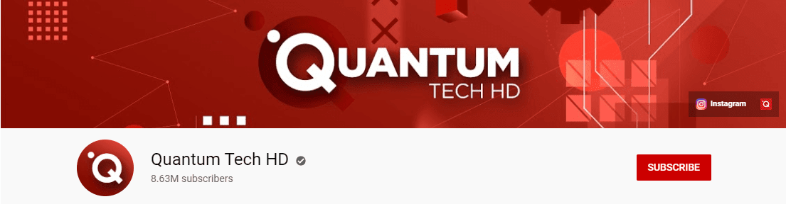 tech youtube channel name list