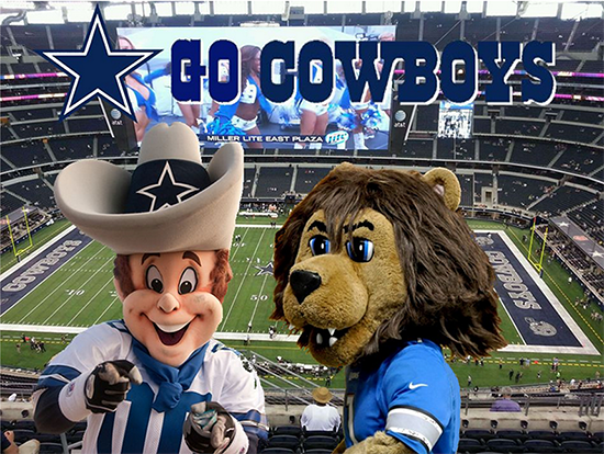 Political Clown Parade Dallas Cowboys Vs The Nfl S