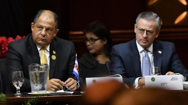 "Costa Rica acusa a Nicaragua de tener una ""voracidad territorial"""