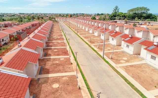 Começou o prazo para municípios apresentarem propostas habitacionais ao Governo de Goiás