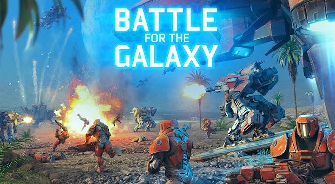 العب Battle for the Galaxy افضل العاب الحرب والفضاء مجانا