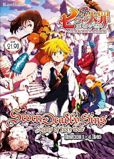 The Seven Deadly Sins: Signs of Holy War Dual Audio