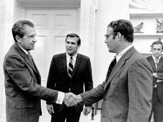 Richard Nixon and Remembering People's Names