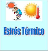 Estrés térmico.