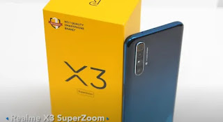 Realme X3 SuperZoom Specifications and Price in India
