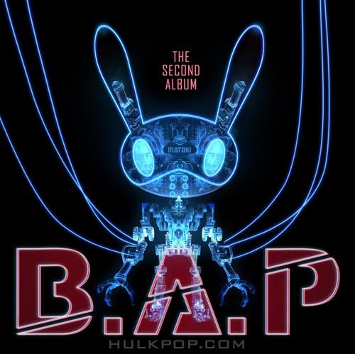 B.A.P – Power – EP (FLAC + ITUNES PLUS AAC M4A)