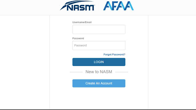 nasm login-Become a nasm certified personal trainer