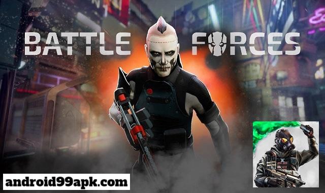 لعبة Battle Forces v0.9.16 مهكرة بحجم 89 ميجابايت للأندرويد