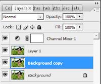 efek ir di photoshop, cara membuat efek IR di photoshop, efek IR, Efek IR Photoshop, tutorial photoshop, membuat efek IR di photoshop, cara membuat efek IR di photoshop.