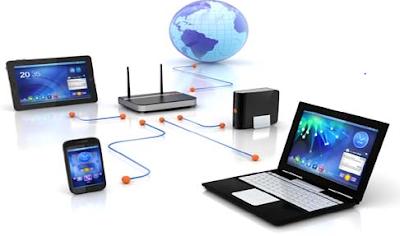 contoh jaringan