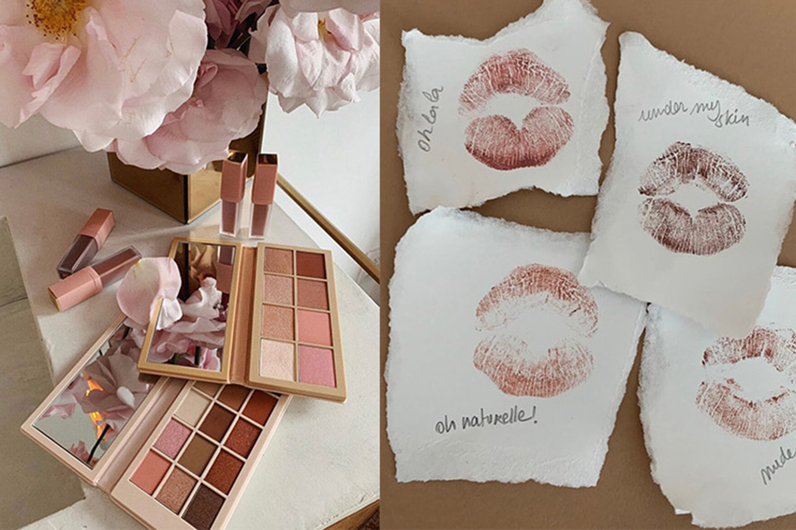 estee lauder violette oh naturelle printemps 2019 collection maquillage