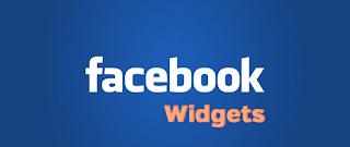 facebook widgets ادوات اساسية من فيسبوك للمواقع والمدونات