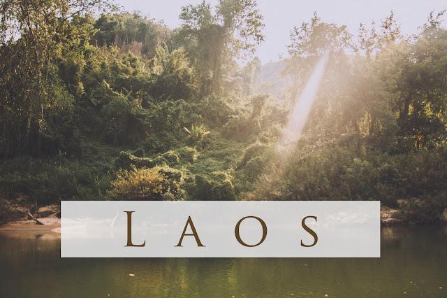 Laos, czyli kraj, o którym wiedzieliśmy niewiele