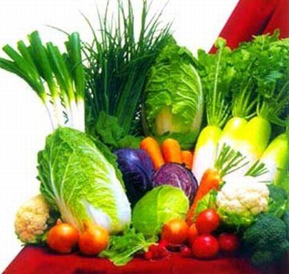 verduras no buenas para bajar de peso