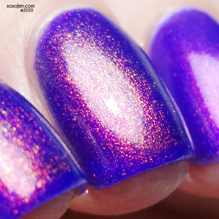 xoxoJen's swatch of Tonic Fire Heart