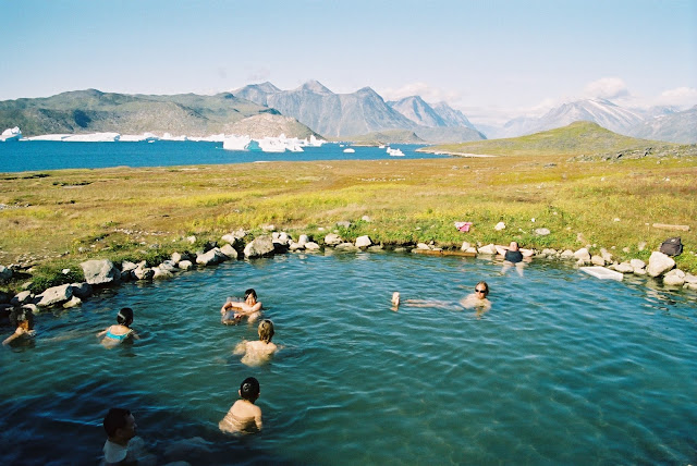 PLACES TO VISIT GREENLAND