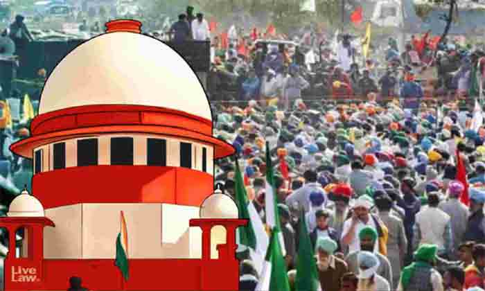 Farmers, govt dig in; SC may stay the laws, New Delhi, News, Farmers, Protesters, Supreme Court of India, Trending, National