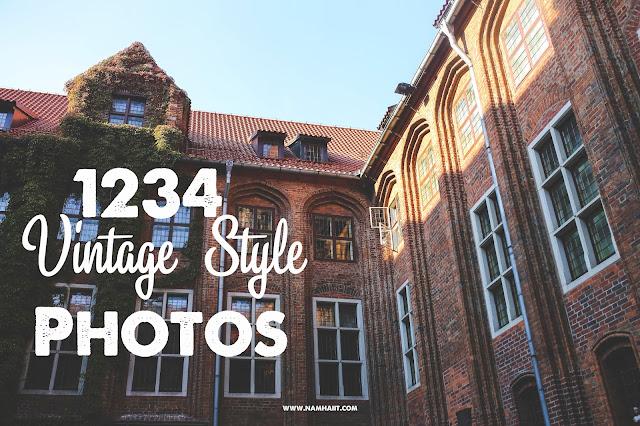 Chia sẻ hơn 1000 ảnh phong cách Vintage chất lượng cao