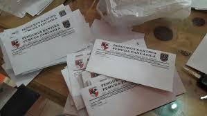Buat Kop Amplop Pemuda Pancasila