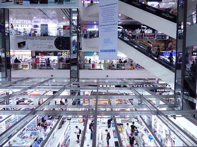 Du lịch singapore tháng 6: Các điểm mua sắm ở Singapore
