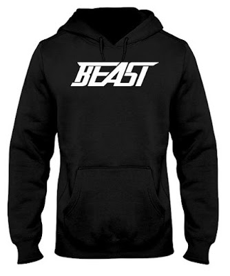 ksi merch beast T SHIRT HOODIE ksi beast merch AMAZON UK STORE