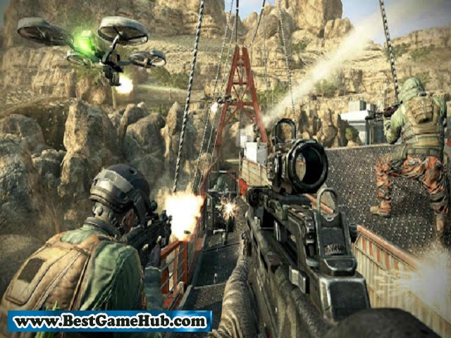 Call of Duty Black Ops 2 High Compressed Game Download