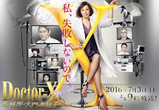 Sinopsis drama Doctor X