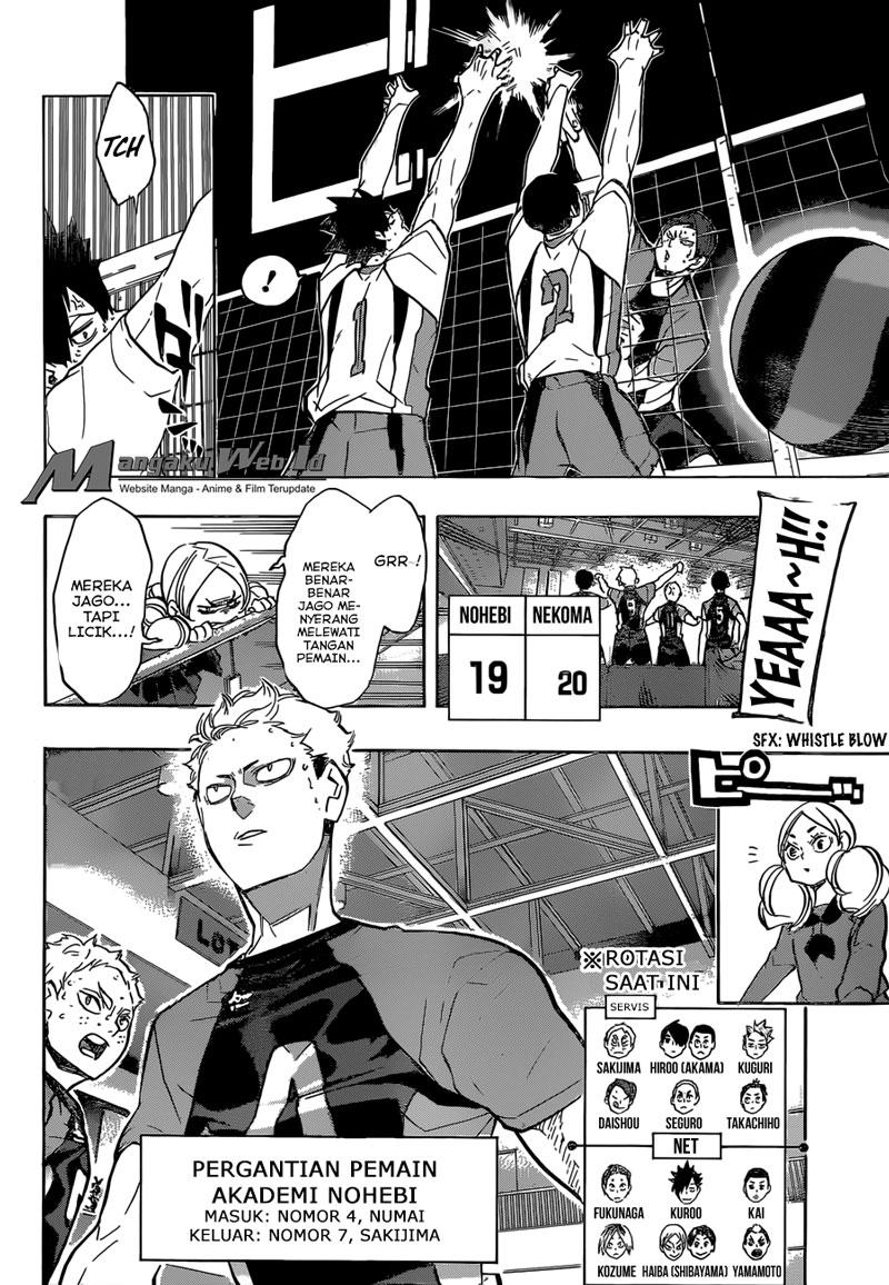 Haikyuu Chapter 203-10