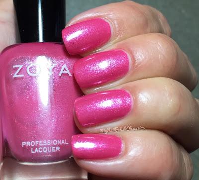Zoya Petals Collection , Azalea