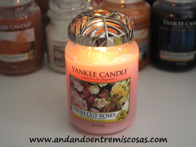 Mis Velas Yankee Candle