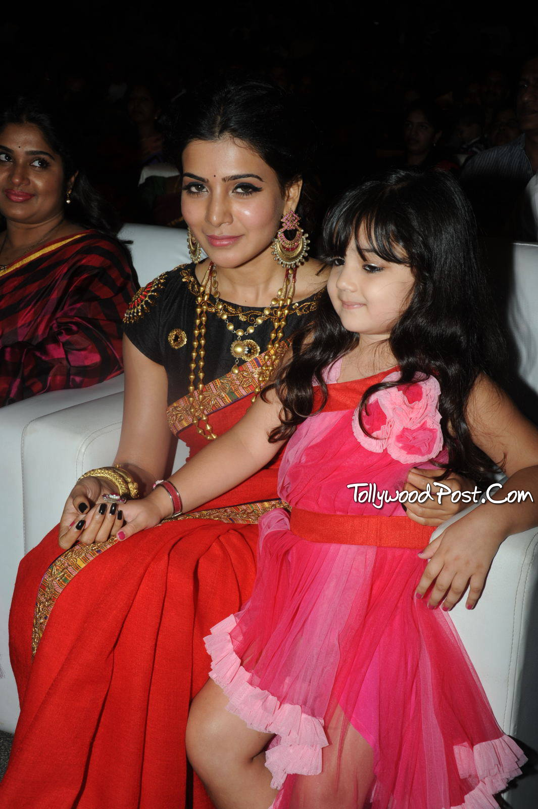 son of satyamurthy baby vernika images wallpapers live