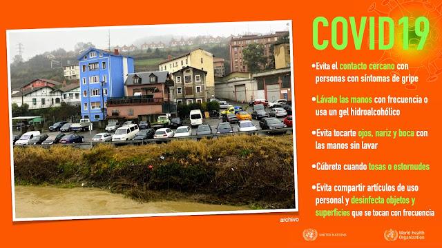 Terrenos de El Calero en el barrio de Burtzeña en Barakaldo
