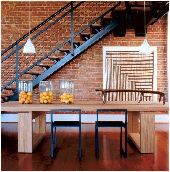 30 Cool Industrial Design Kitchens: Style Inside: Brickin' It