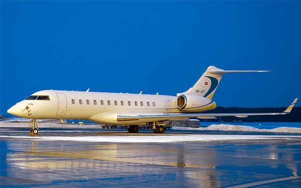 Global Express Bombardier Bd-700