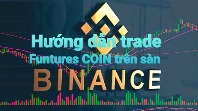 Hướng dẫn trade Futures COIN trên sàn Binance