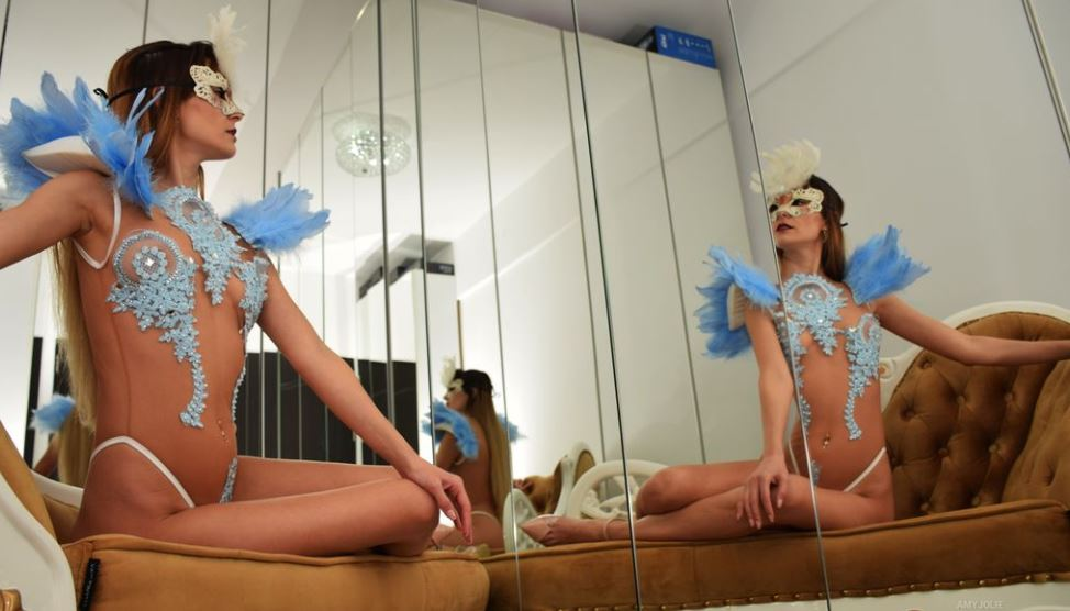 AmyCasas Model GlamourCams