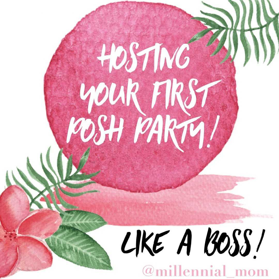 How To Host Your First Poshmark Party