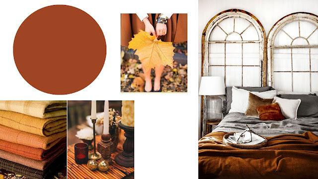 color pantone otoño potter´s clay