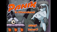 Help this rabbit ave everybody in the chocolate factory before the bomb goes off. #OnlineGames