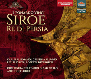 Vinci: Siroe, Re di Persia - Dynamic