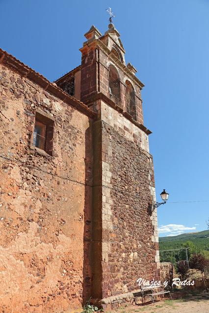 Iglesia de San Pedro, Madriguera