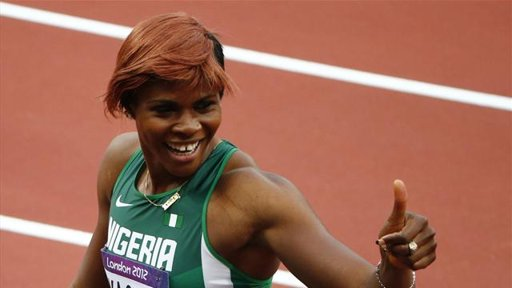 blessing okagbare wins silver moscow