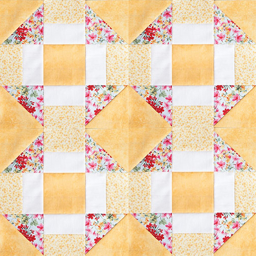 Grecian Square Quilt - Free Pattern And Tutorial