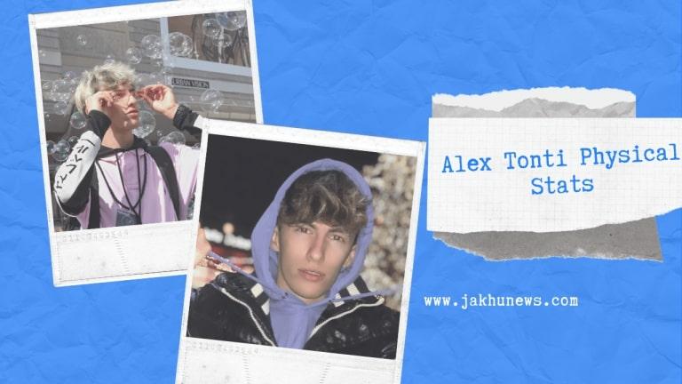 Alex Tonti Physical Stats