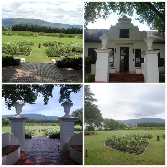 vinícola Nederburg, Paarl, África do Sul