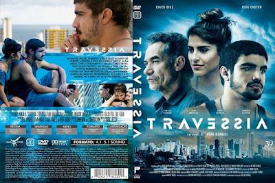 Filme Travessia DVD Capa