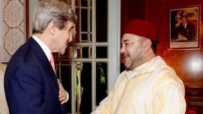 جون كيري يشيد بمكافحة الملك محمد السادس نصره الله  لتغير المناخ