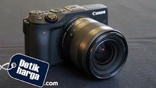 Harga Kamera Canon Mirrorless M3