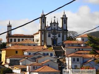 vista da Igreja do Carmo