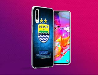 Mockup Softcase Samsung Galaxy A70 by gubukhijau